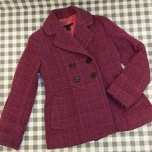 Marc by Marc Jacobs Cropped Pea Coat